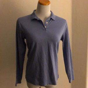 Land'end purple top size small